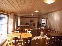 Společenská místnost - Malá Morávka