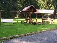 venkovní posezení