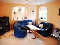 obývací pokoj - apartmán k pronájmu Stará Červená Voda
