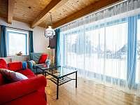 Ap. HOME - fr. okno s posezením - obytná kuchyň - Červená Voda - Šanov