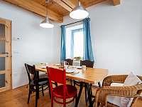 Ap. HOME - jídelní stůl - chata k pronajmutí Červená Voda - Šanov