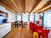 Ap. HOME - obytná kuchyň - Červená Voda - Šanov
