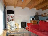 Ap. HOME - obytná kuchyň - TV - Červená Voda - Šanov