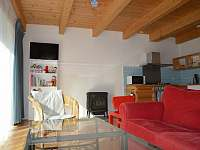 Ap. HOME - obytná kuchyň - TV