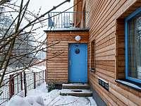 Ap. Home - vstup - chata k pronajmutí Červená Voda - Šanov