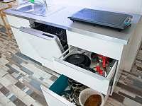 Ap. SUNSET + SUNRISE - detail kuchyňské linky - Červená Voda - Šanov