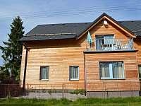 Chata Terezie, Červená Voda - Šanov - léto - pronájem