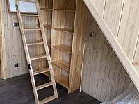 Pokoj č.2 (manželská postel, jednolůžko a výlez do podkroví) - Velké Vrbno
