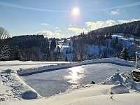 Soukromé kluziště - zima 2021 - Velké Vrbno