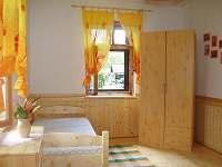 pokoj1 - chalupa ubytování Třemešná ve Slezsku