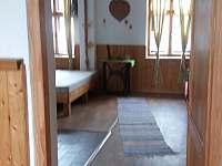 Pokoj2 - chalupa k pronájmu Třemešná ve Slezsku