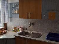 kuchyně 1 - chata k pronájmu Stará Voda