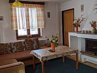 obývací pokoj - Stará Voda