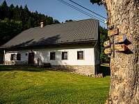 ubytování v penzionu na horách Malá Morava - Vlaské