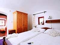 Levandulové apartmá - ložnice