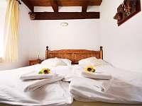 Slunečnicové apartmá - ložnice