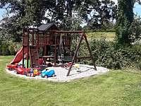 dětské hřiště - Horní Heřmanice