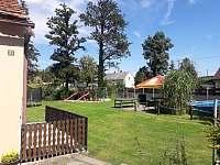 zahrada - Horní Heřmanice