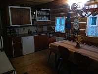 Obytná kuchyně - Králíky