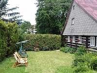 zahrada 3 - chalupa k pronájmu Králíky