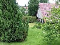 zahrada 4 - pronájem chalupy Králíky