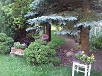 Zátiší - chalupa ubytování Králíky
