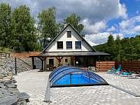 Stará Voda jarní prázdniny 2022 ubytování