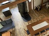 Hlavní prostor - horní apartmán - Stará Voda