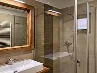 Koupelna - spodní apartmán - Stará Voda