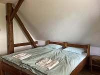 Ložnice 1 - horní apartmán - Stará Voda