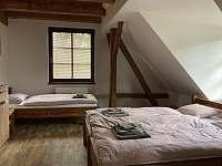 Ložnice 2 - horní apartmán - Stará Voda