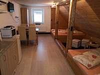 4 lůžkový apartmán - chata ubytování Karlov pod Pradědem