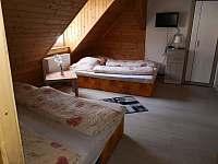4 lůžkový apartmán