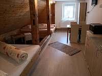 4 lůžkový apartmán - chata k pronájmu Karlov pod Pradědem