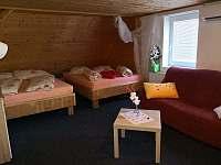 6ti lůžkový apartmán
