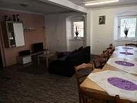 společenská místnost - Karlov pod Pradědem