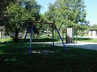 spodní hřiště