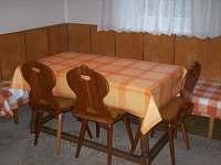 obývací pokoj - chata k pronájmu Malá Morávka