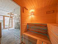 sauna - chalupa k pronájmu Široká Niva - Skrbovice