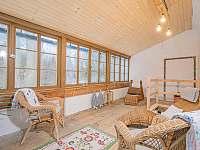 veranda - Široká Niva - Skrbovice