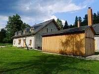 Chata Jelenka Branná - ubytování Branná