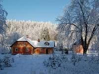 Chata k pronajmutí - zimní dovolená Ostružná - Splav
