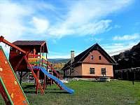 Chalupa k pronájmu - Vernířovice