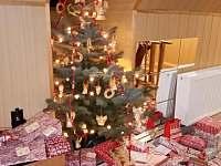 chalupa Vernířovice na Vánoce - k pronájmu