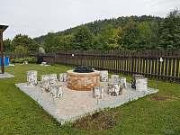 Chata Vernířovice ohniště - chalupa k pronajmutí