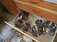 Nové nádobí - Horní Orlice