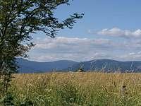 Stezka v oblacích 10 km od chaty - Horní Orlice