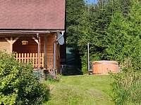 Sud - soukromí - chata ubytování Horní Orlice