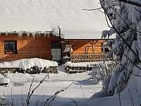 Chata k pronajmutí - zimní dovolená Horní Orlice