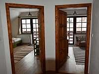 apartmán - čtyřlůžkový a dvoulůžkový pokoj - Jeseník - Dětřichov